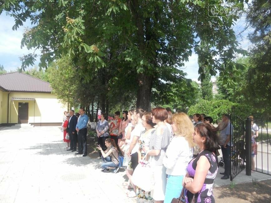 В Новомосковске отремонтировали школу  эстетического воспитания, фото-3