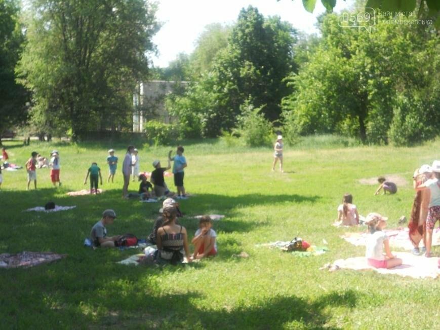 Новомосковск отметил  День защиты детей, фото-6