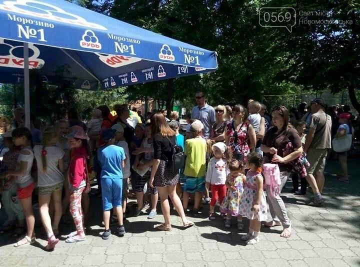 Вчера в парке бесплатно катали детей, фото-3