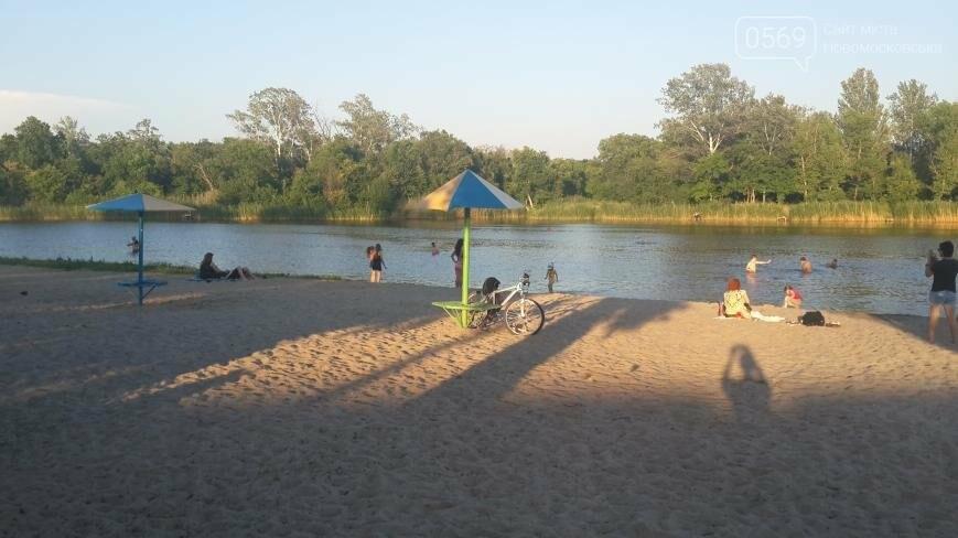 В Новомосковске созданы все условия для безопасного пляжного отдыха, фото-2