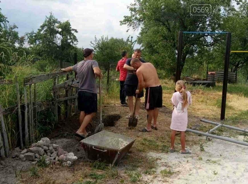 Продолжаются работы по благоустройству Вороновского пляжа, фото-2