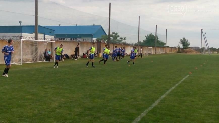 ФК Новомосковск продолжил беспроигрышную серию в чемпионате области, фото-4