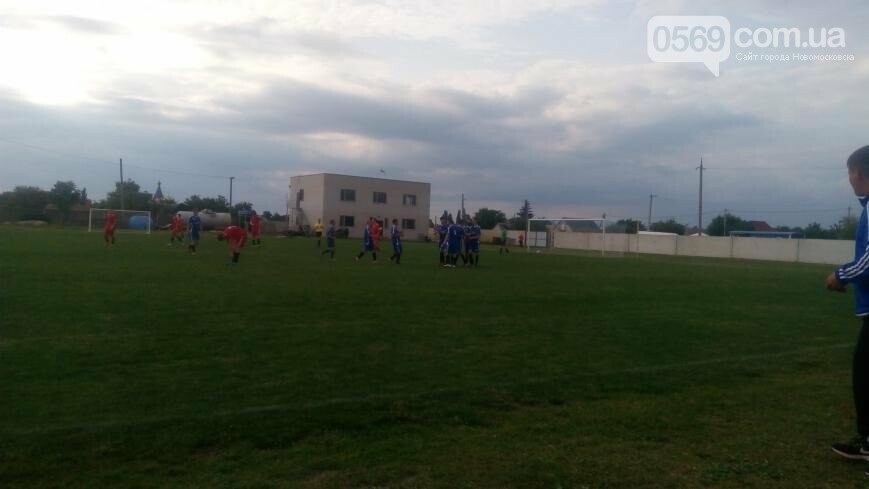 ФК Новомосковск продолжил беспроигрышную серию в чемпионате области, фото-5