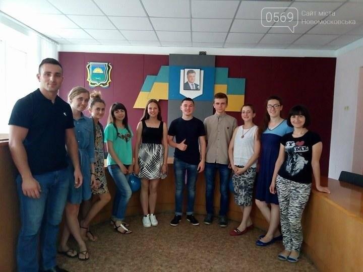 В Новомосковске собрались те, кто изменит мир, фото-3