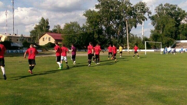Новомосковск: мастер-класс от параолимпийской сборной Украины по футболу, фото-4