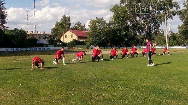 Новомосковск: мастер-класс от параолимпийской сборной Украины по футболу, фото-2
