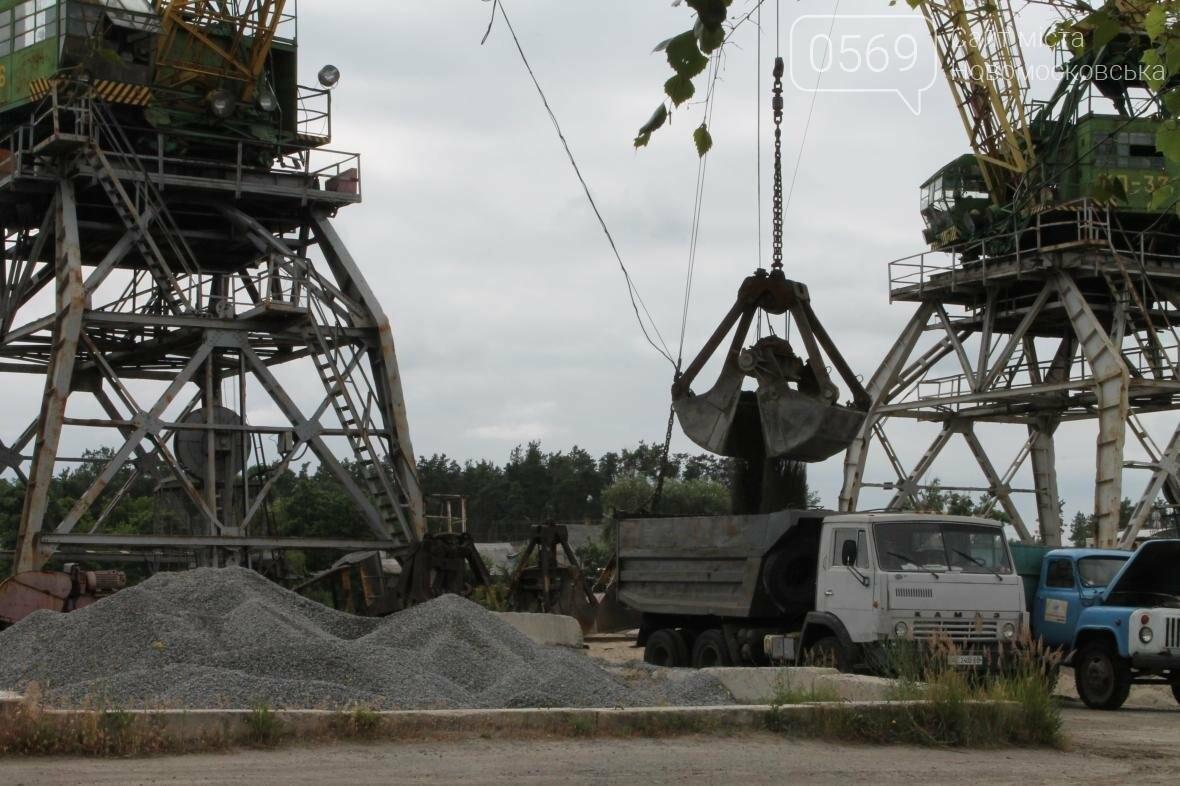 «Наш Новомосковск» наполнил песочницы для маленьких горожан, фото-2