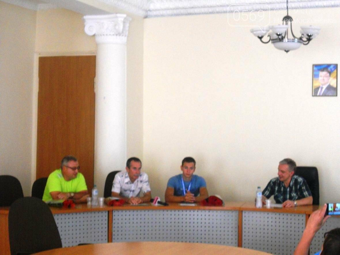 В Новомосковске чествовали чемпиона, фото-3