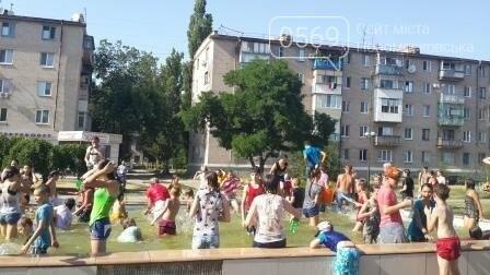 Новомосковск открыл сезон водных битв, фото-3