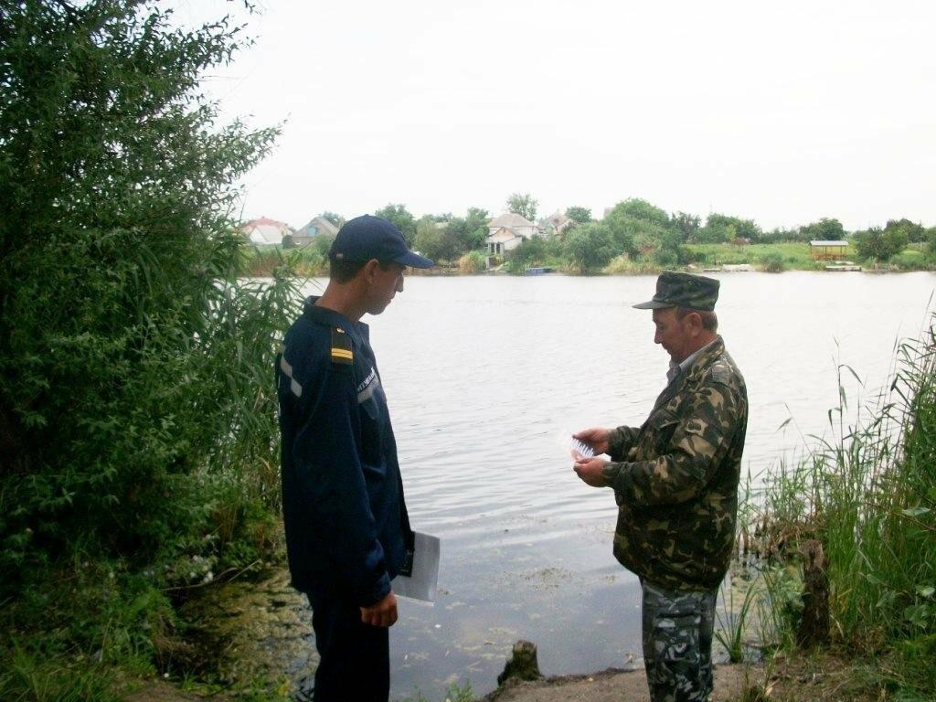 Новомосковские спасатели провели рейд по местам отдыха на воде, фото-4