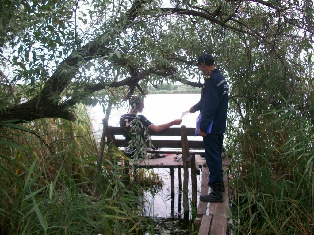 Новомосковские спасатели провели рейд по местам отдыха на воде, фото-5