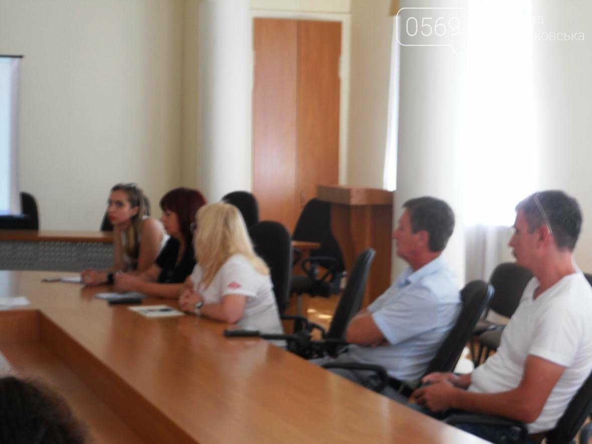 В Новомосковском горсовете ждут претендентов на грант    , фото-3