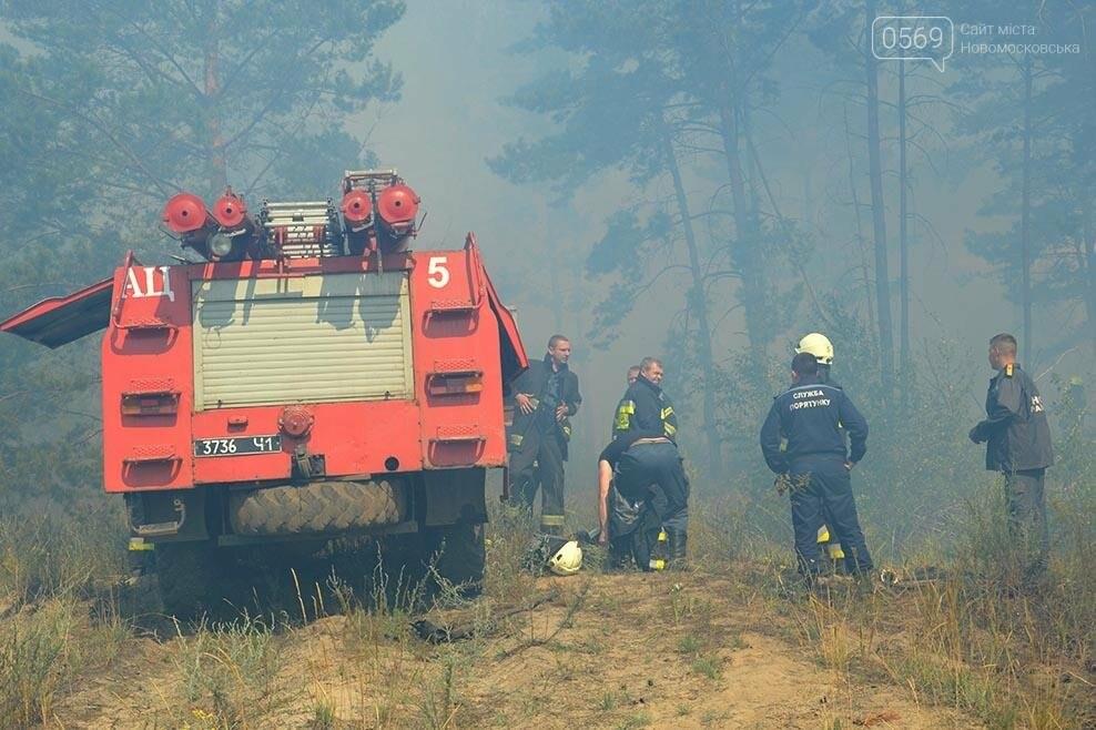 Пожар на полигоне наконец ликвидирован , фото-1