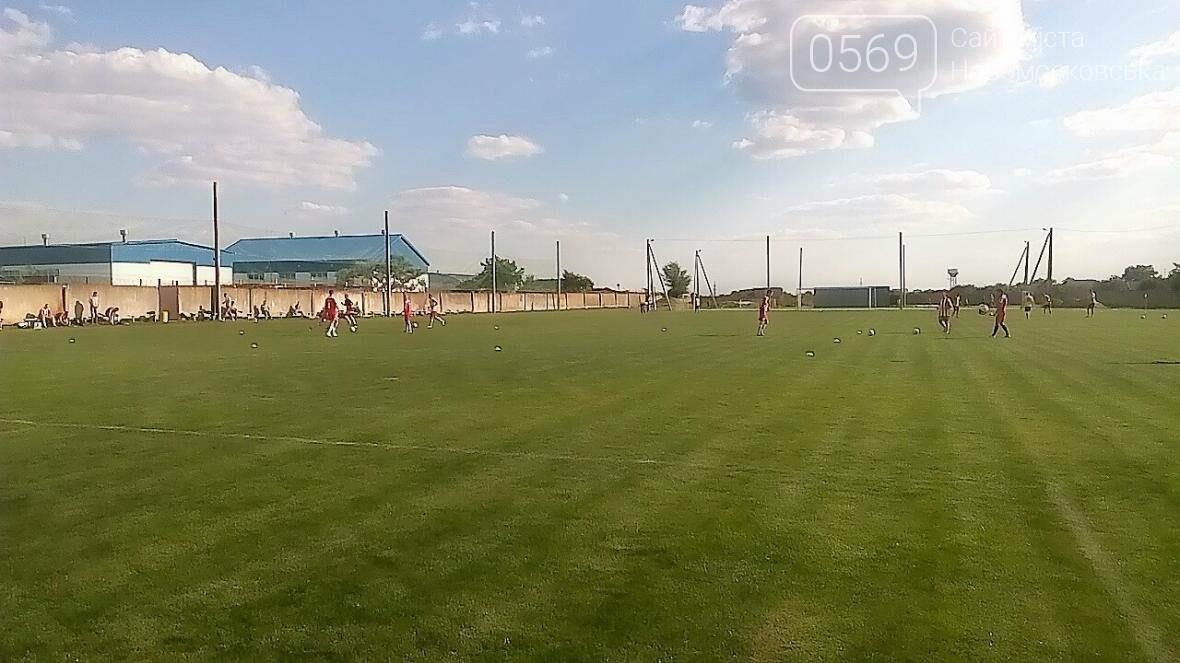 ФК «Новомосковск»: реванш не состоялся, фото-5