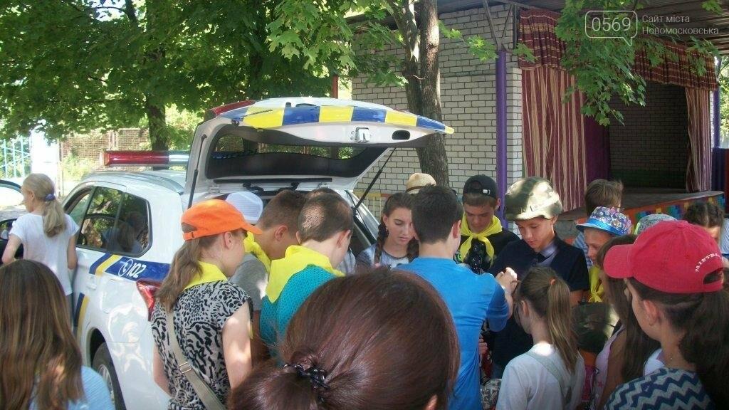 Новомосковский район. Общественная акция «Предотвратить. Спасти. Помочь», фото-4
