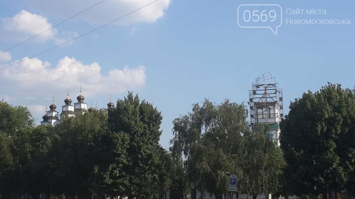 В Троицком соборе идет реставрация колокольни, фото-2