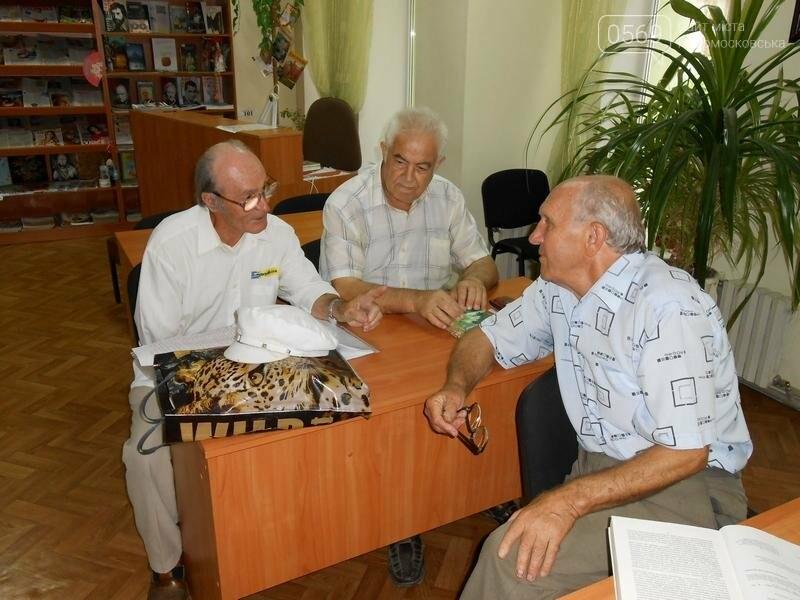 В Новомосковске состоялось заседание литобъединения, фото-2