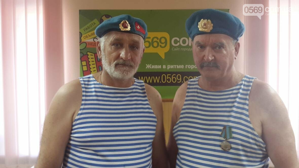 Завтра у новомосковских десантников тройной праздник, фото-1