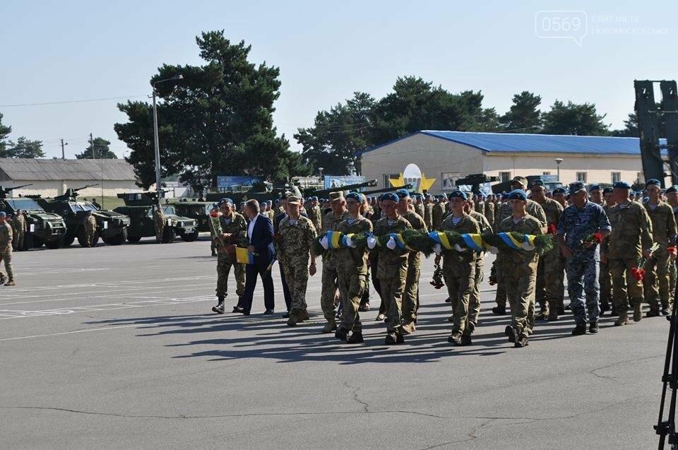 Под Новомосковском отметили день десантника, фото-2