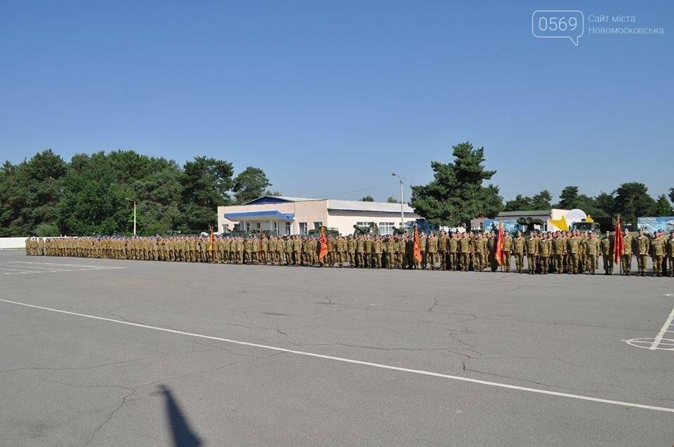 Под Новомосковском отметили день десантника, фото-4