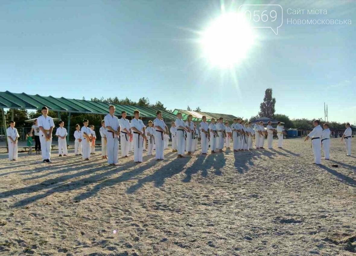 Новомосковские «Русичи» провели летний тренировочный сбор, фото-3