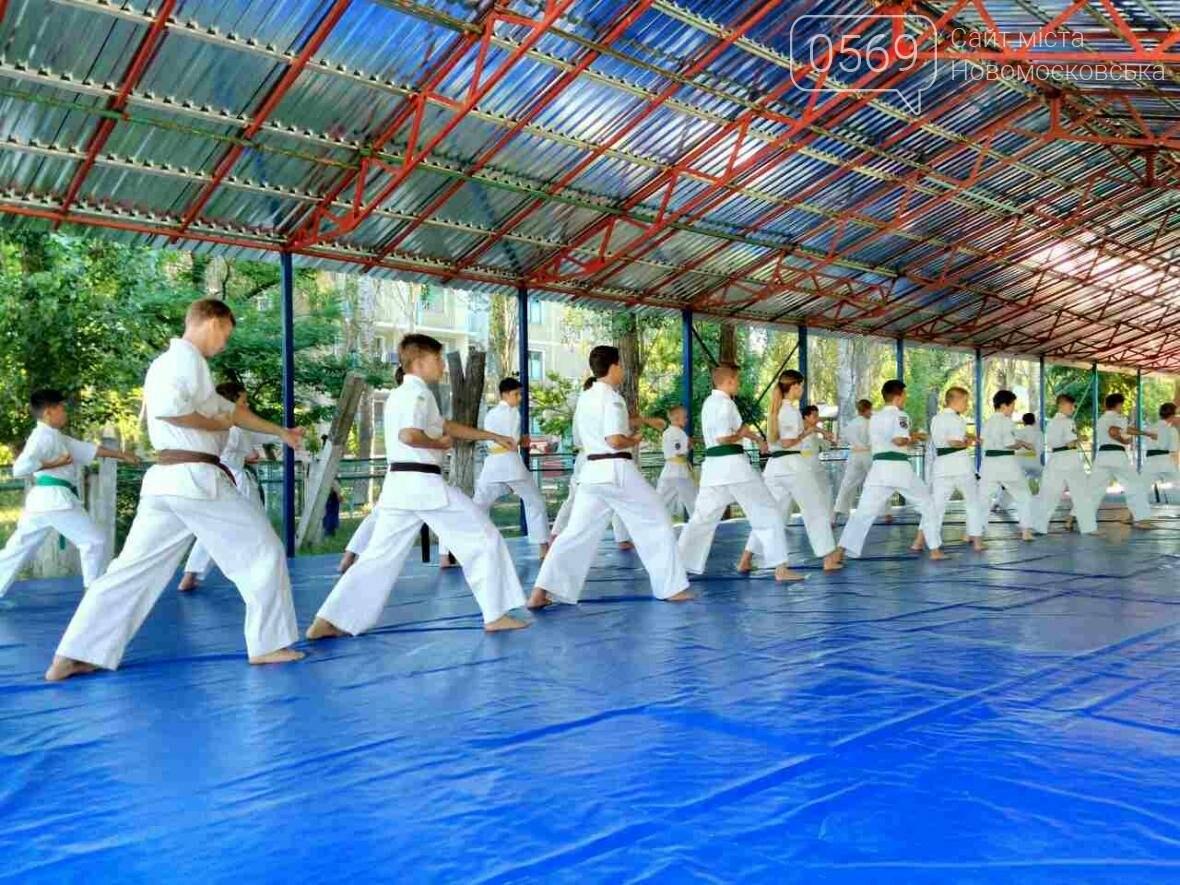 Новомосковские «Русичи» провели летний тренировочный сбор, фото-4