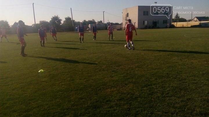 ФК «Новомосковск»: борьба за чемпионство продолжается, фото-5