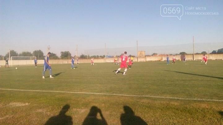 ФК «Новомосковск»: борьба за чемпионство продолжается, фото-7