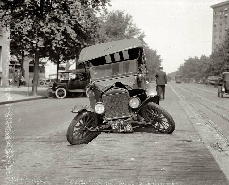 122 года назад произошло первое в мире смертельное ДТП, фото-1