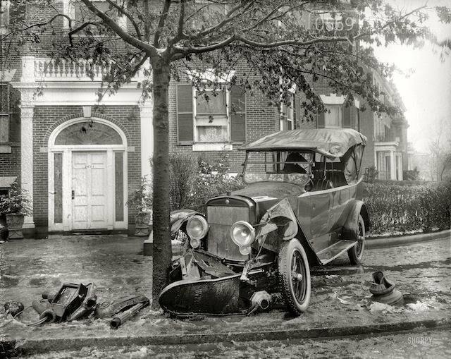 122 года назад произошло первое в мире смертельное ДТП, фото-2
