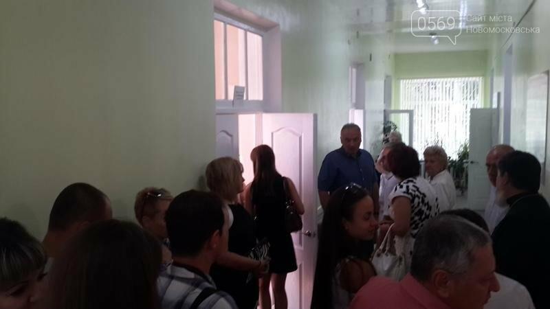 Новомосковск: открытие роддома после ремонта, фото-8