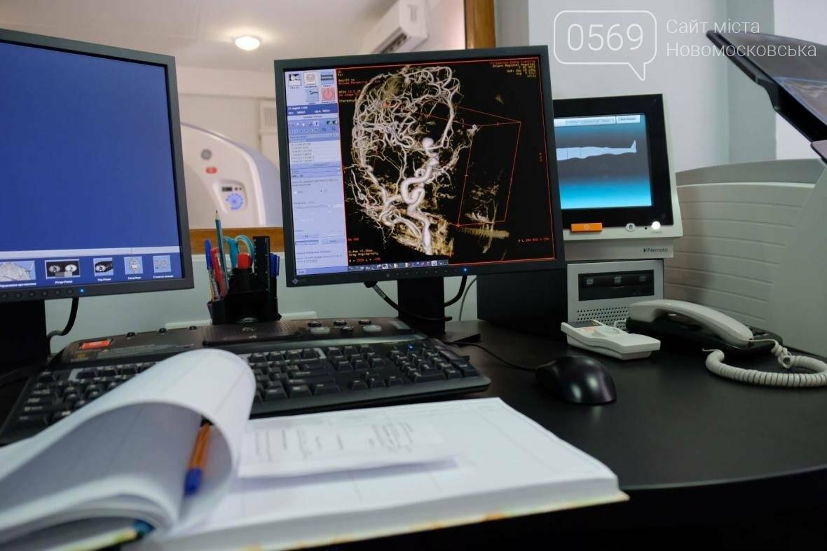 В больнице им. Мечникова появился новый томограф, фото-1