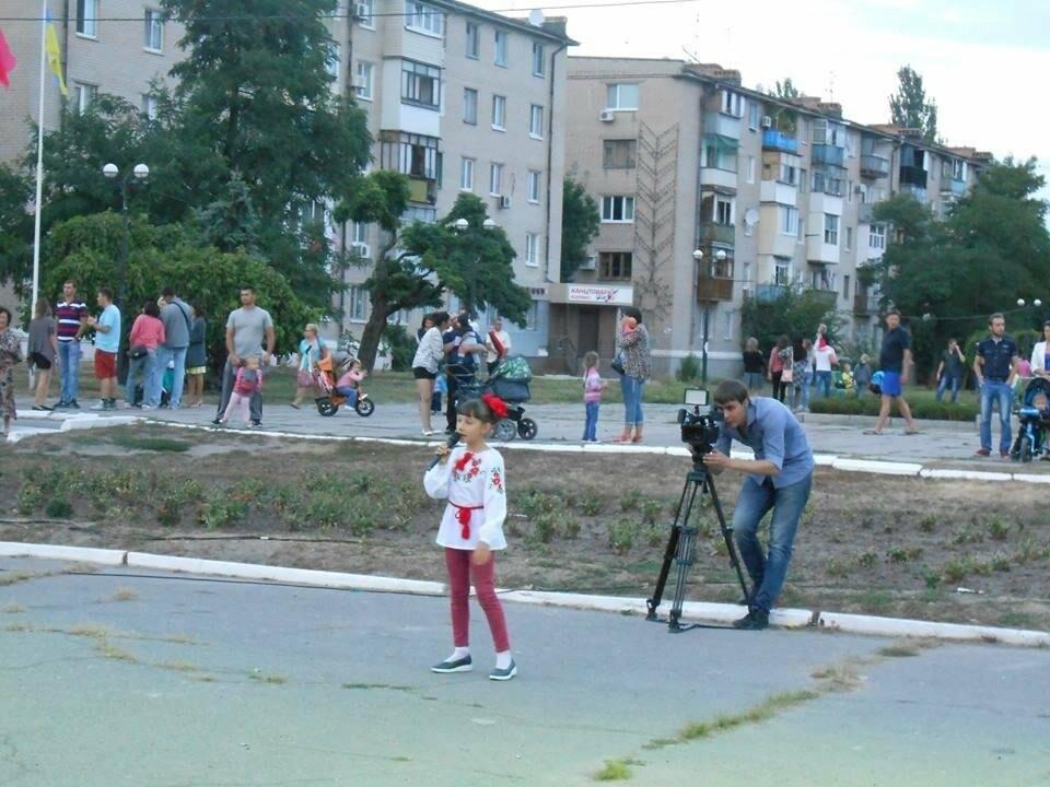 Как Новомосковск отпраздновал День независимости, фото-4