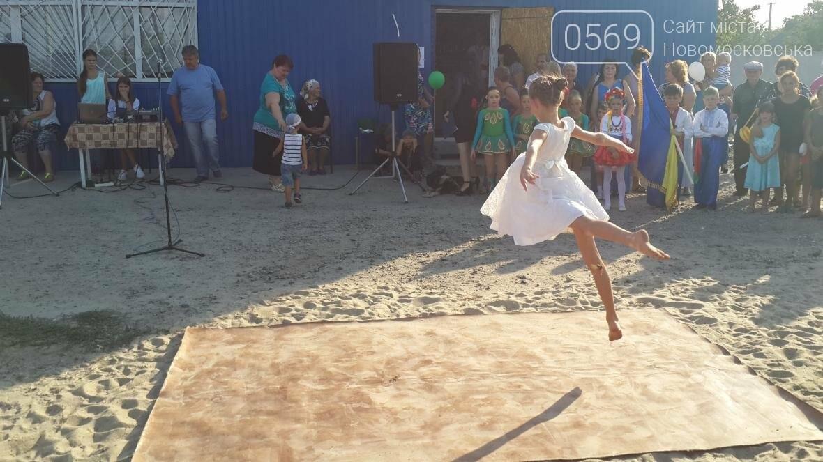 В Новомосковске открыли новую детскую площадку, фото-8