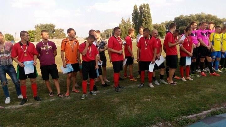 Футболисты Новомосковщины – бронзовые призеры всеукраинского турнира, фото-2