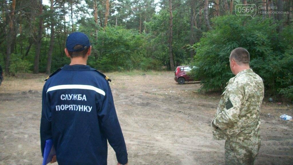 Спасатели Новомосковщины продолжают профилактическую работу с населением, фото-2