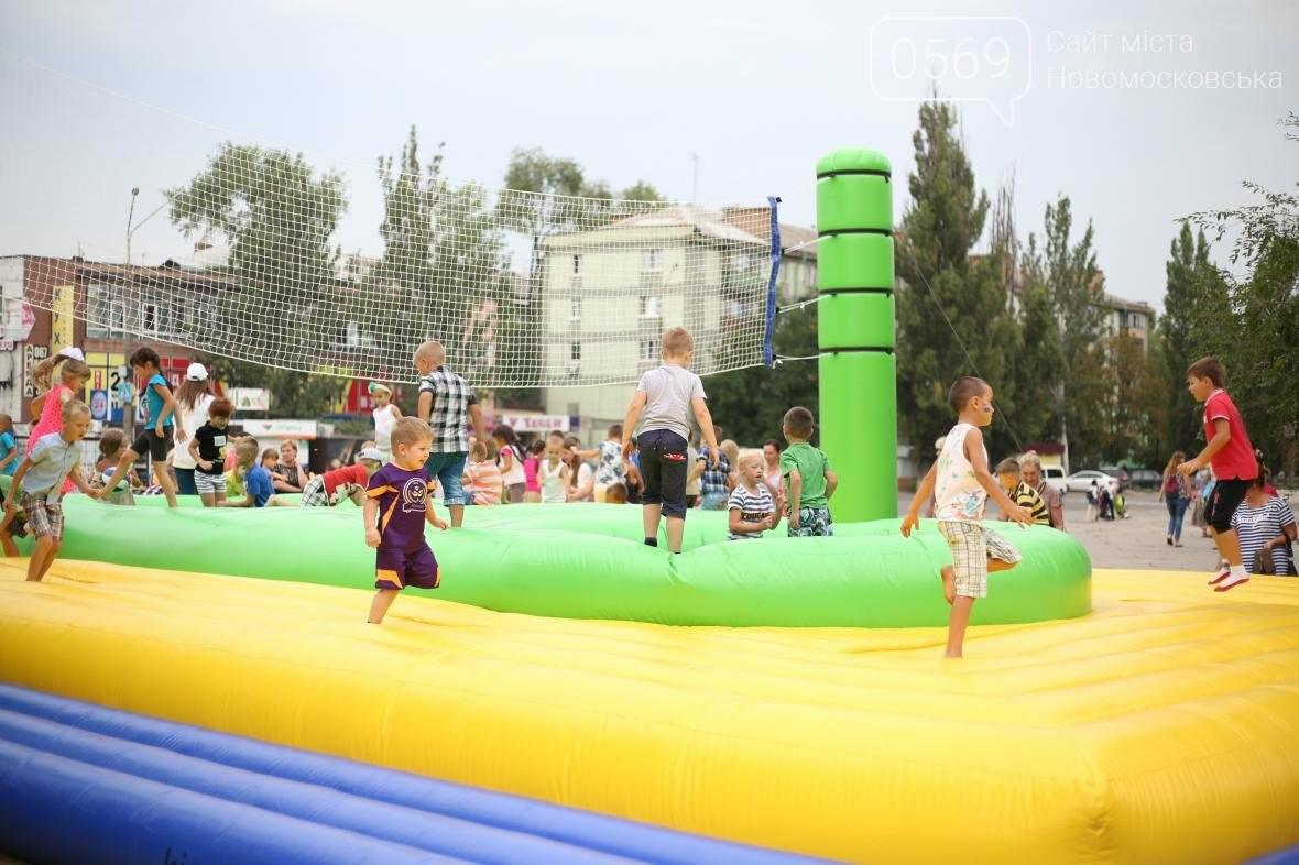 Новомосковские первоклассники побывали на празднике в Днепре, фото-10