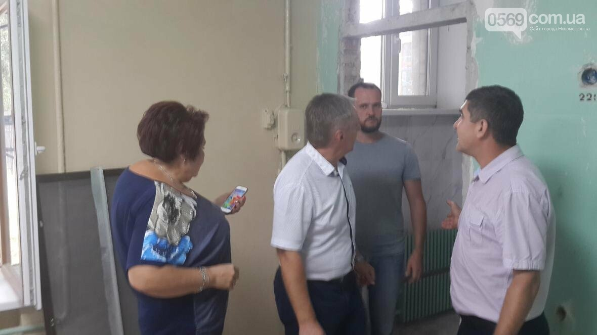 Новомосковск: страсти вокруг 18-й школы накаляются, фото-3