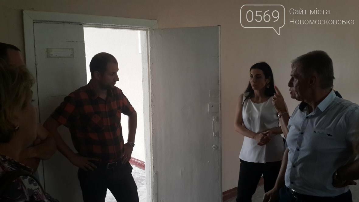 Новомосковск: страсти вокруг 18-й школы накаляются, фото-1
