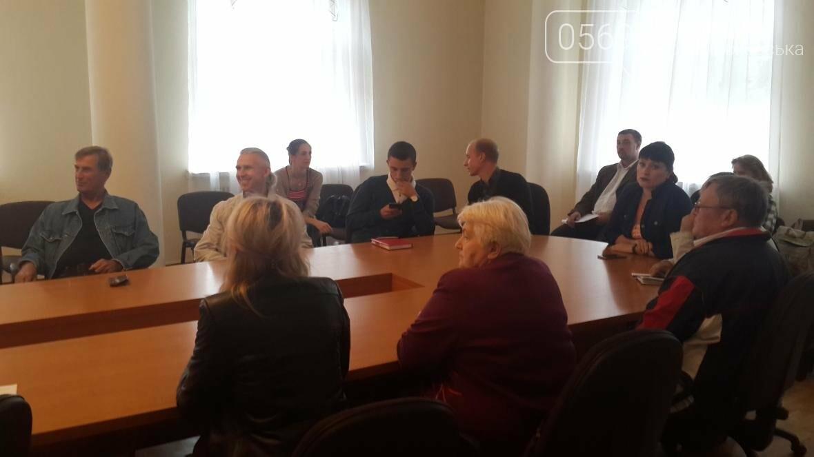 В Новомосковске выбирают памятник героям АТО, фото-1