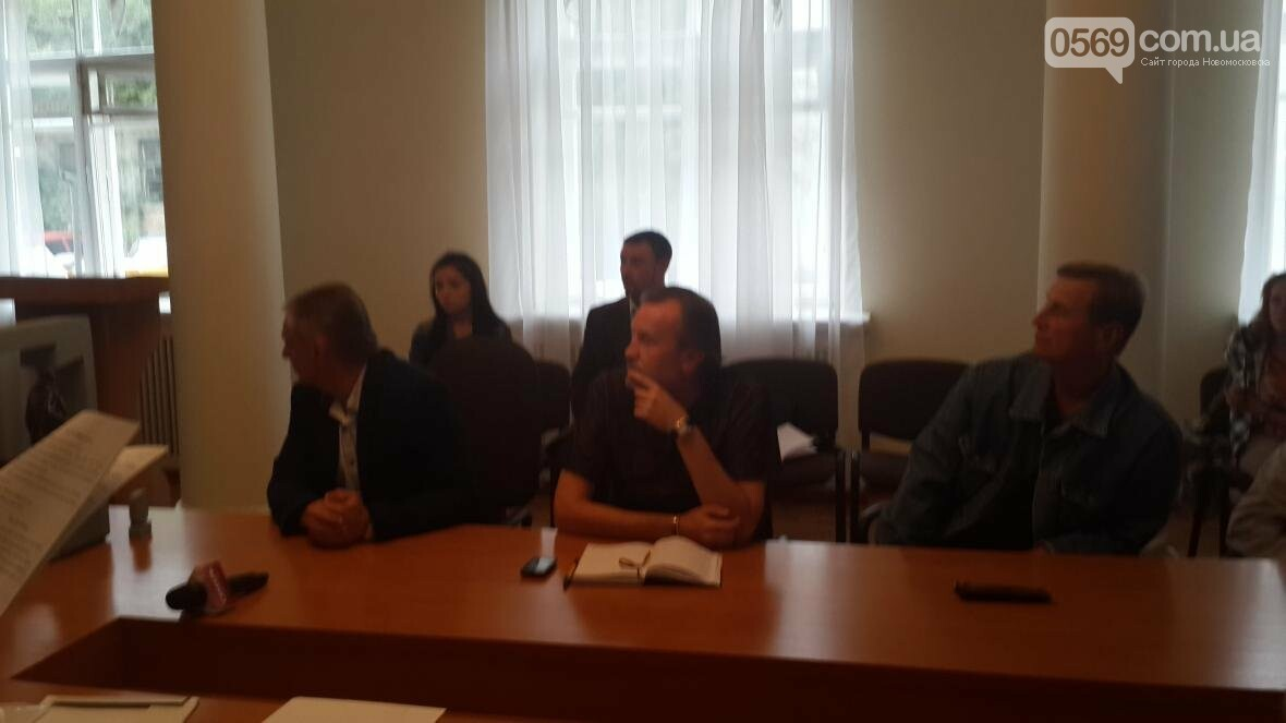 В Новомосковске выбирают памятник героям АТО, фото-2