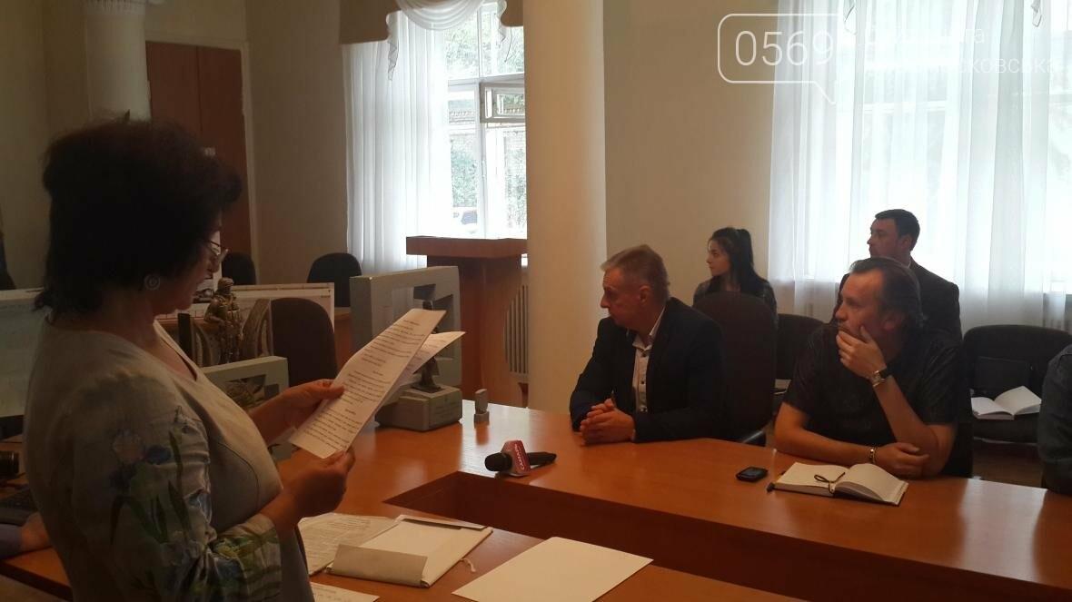 В Новомосковске выбирают памятник героям АТО, фото-5