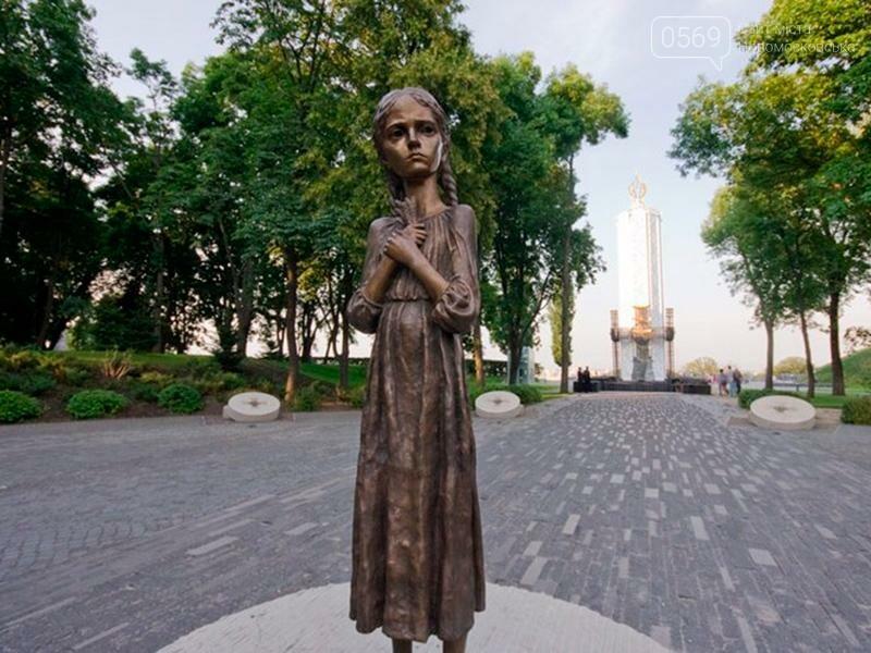 25 лет назад в Киеве открыли памятник жертвам голодомора, фото-4