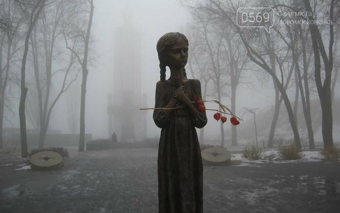 25 лет назад в Киеве открыли памятник жертвам голодомора, фото-1