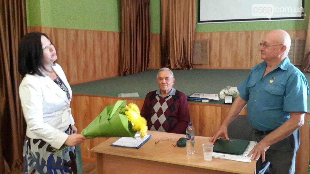 Автор гимна и герба Новомосковска отметил 80-летний юбилей, фото-30