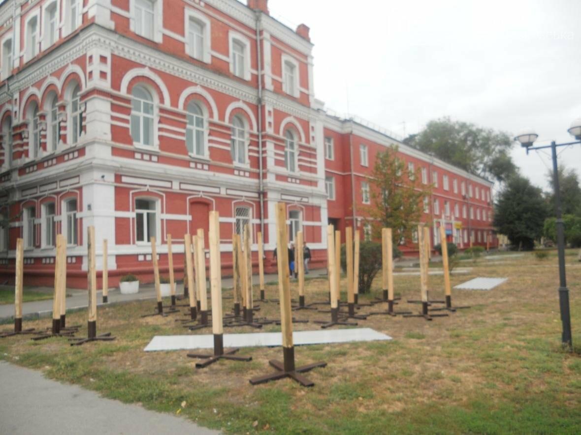 Что строят в центре Новомосковска, фото-9