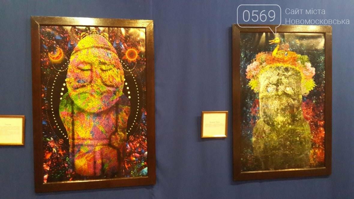 В Новомосковске открылась выставка Алексея Самойленко , фото-7