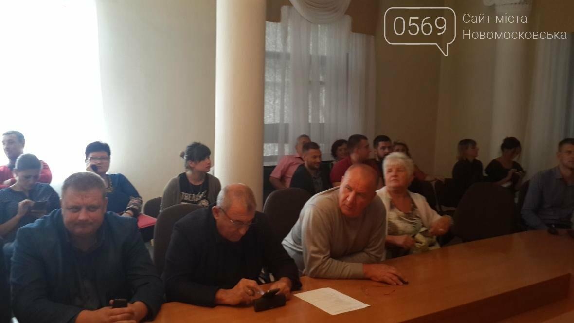 В Новомосковську презентували проект реконструкції площі Героїв, фото-10
