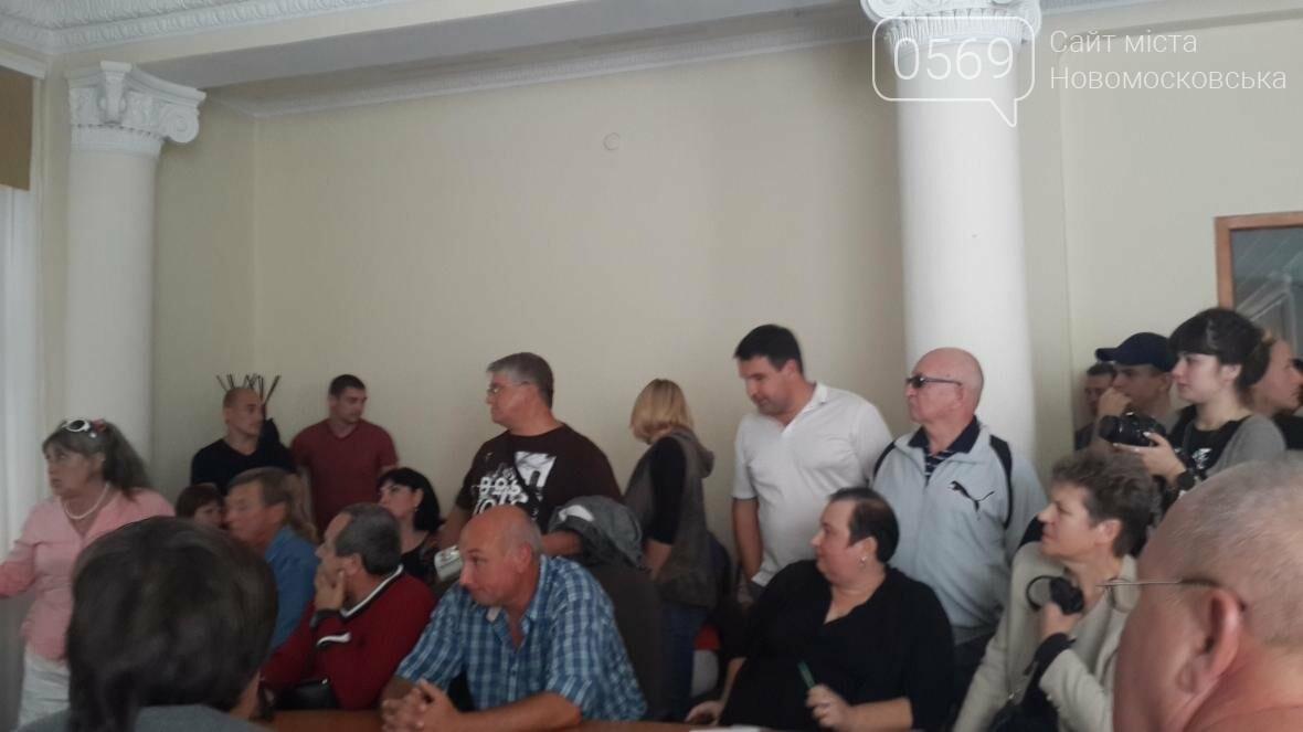 В Новомосковську презентували проект реконструкції площі Героїв, фото-13