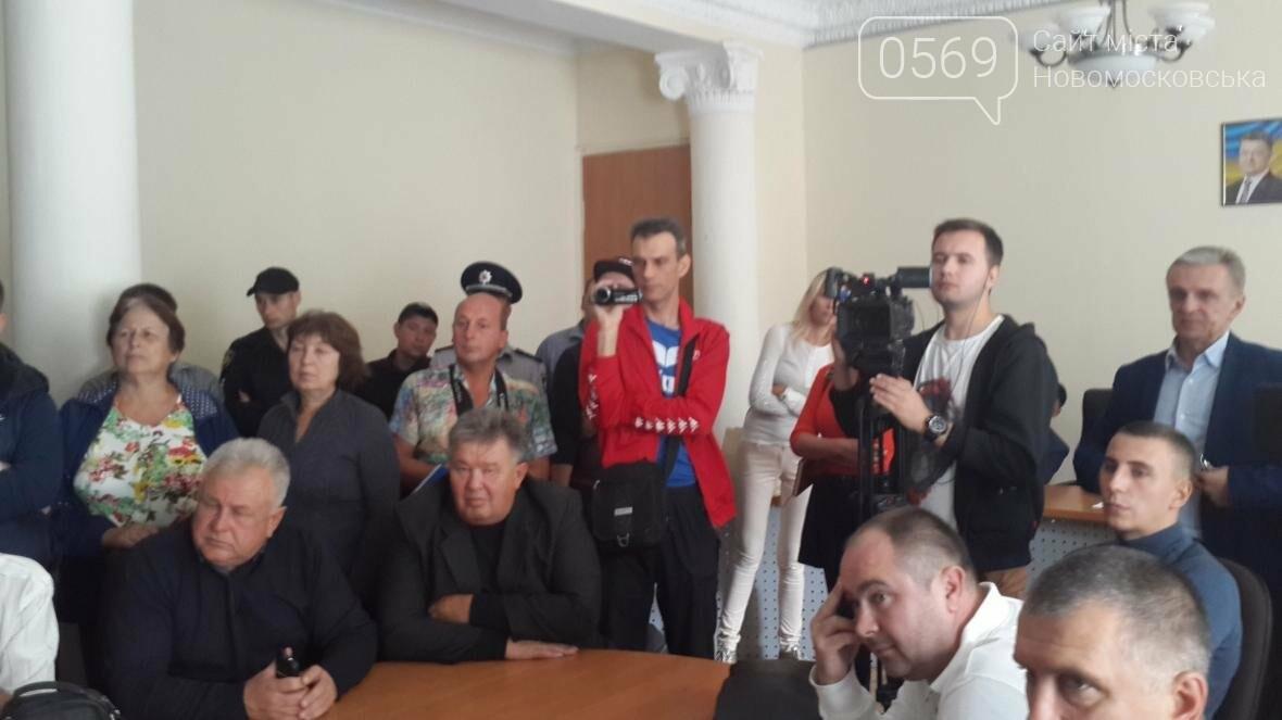 В Новомосковську презентували проект реконструкції площі Героїв, фото-14